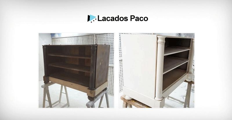 Barnizado de muebles antiguos archivos lacados paco for Restaurar muebles lacados